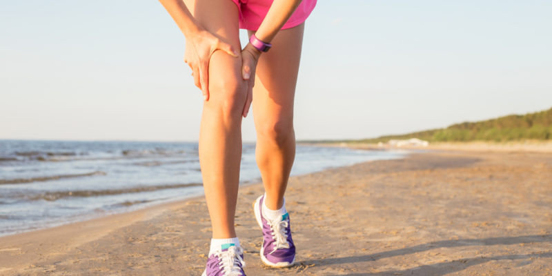 joint protection for runners