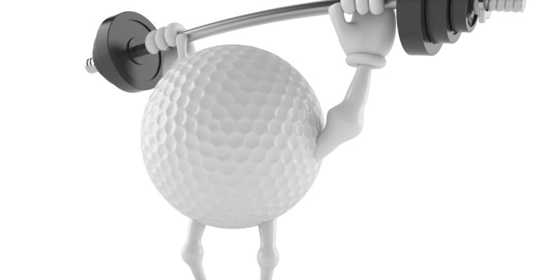 golf exercises