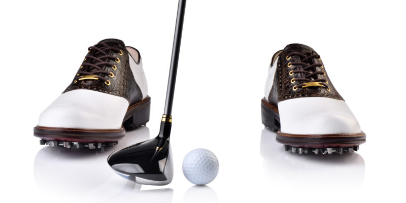 what are golf shoes