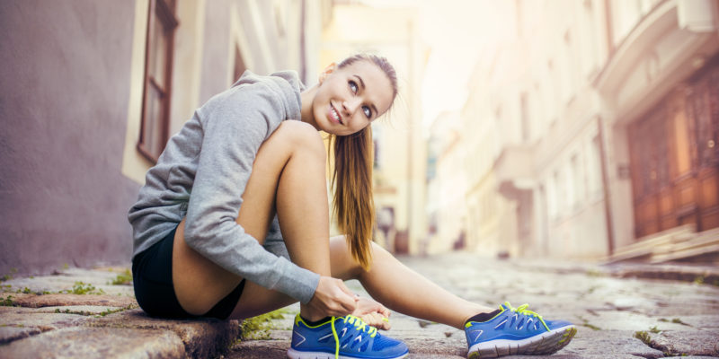 How to Break in New Running Shoes