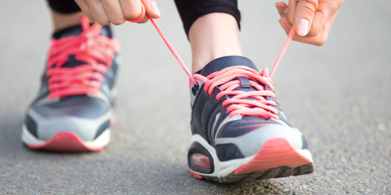 Different Ways to Tie Shoes for Running