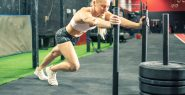 best push pull sled  scaled