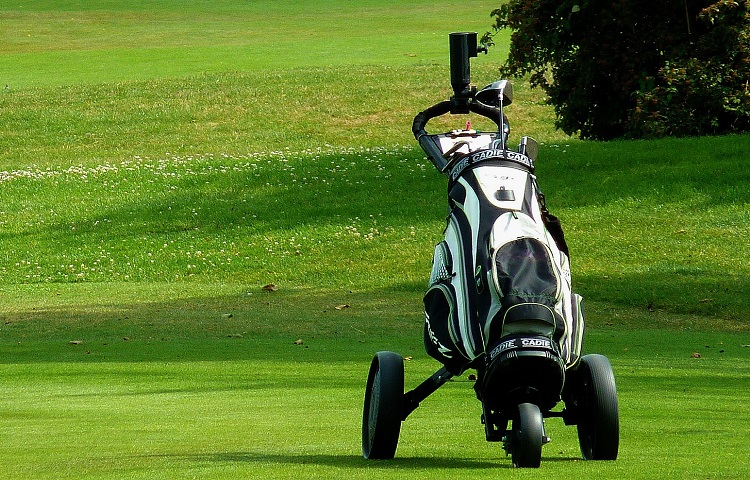 difference between golf cart and golf stand