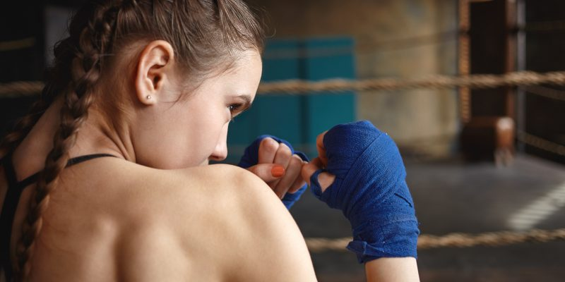 mental toughness in young athletes scaled