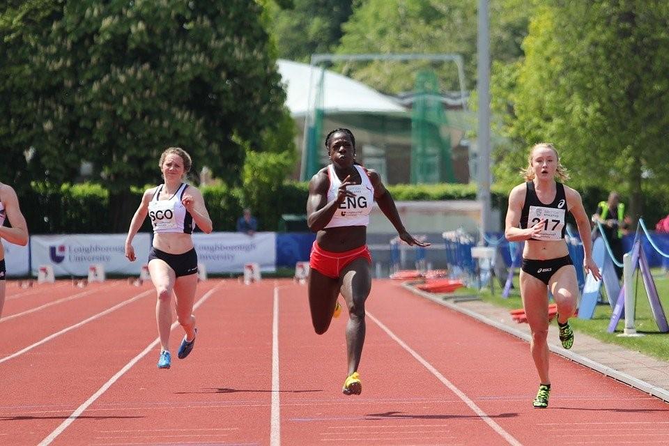 Professional Women Sprinters