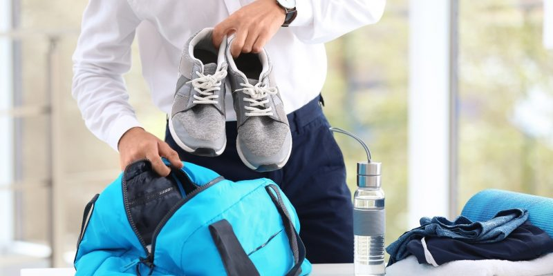 Best Gym Bag with Shoe Compartment