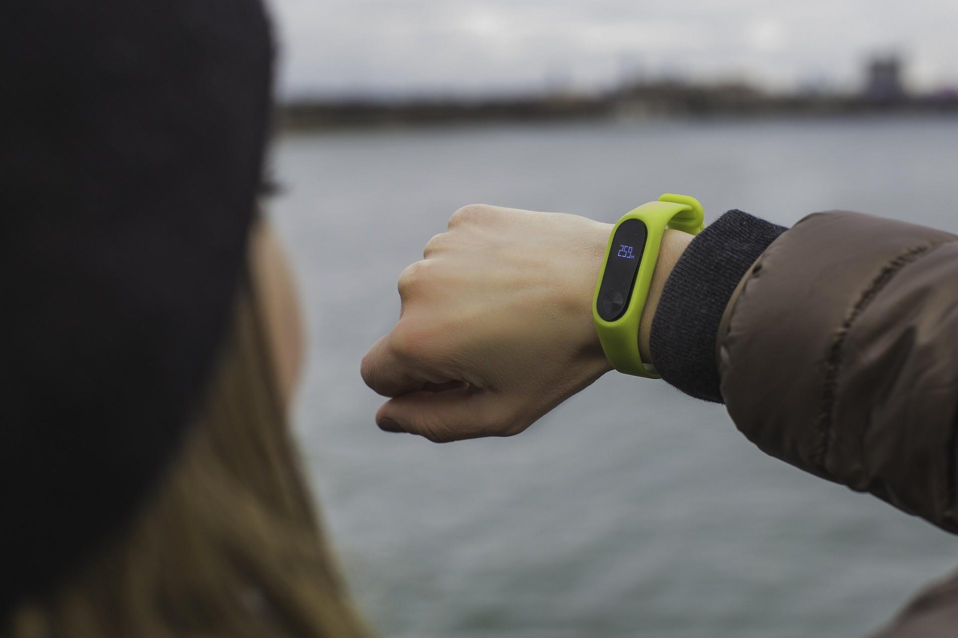 smart watch technology fitness