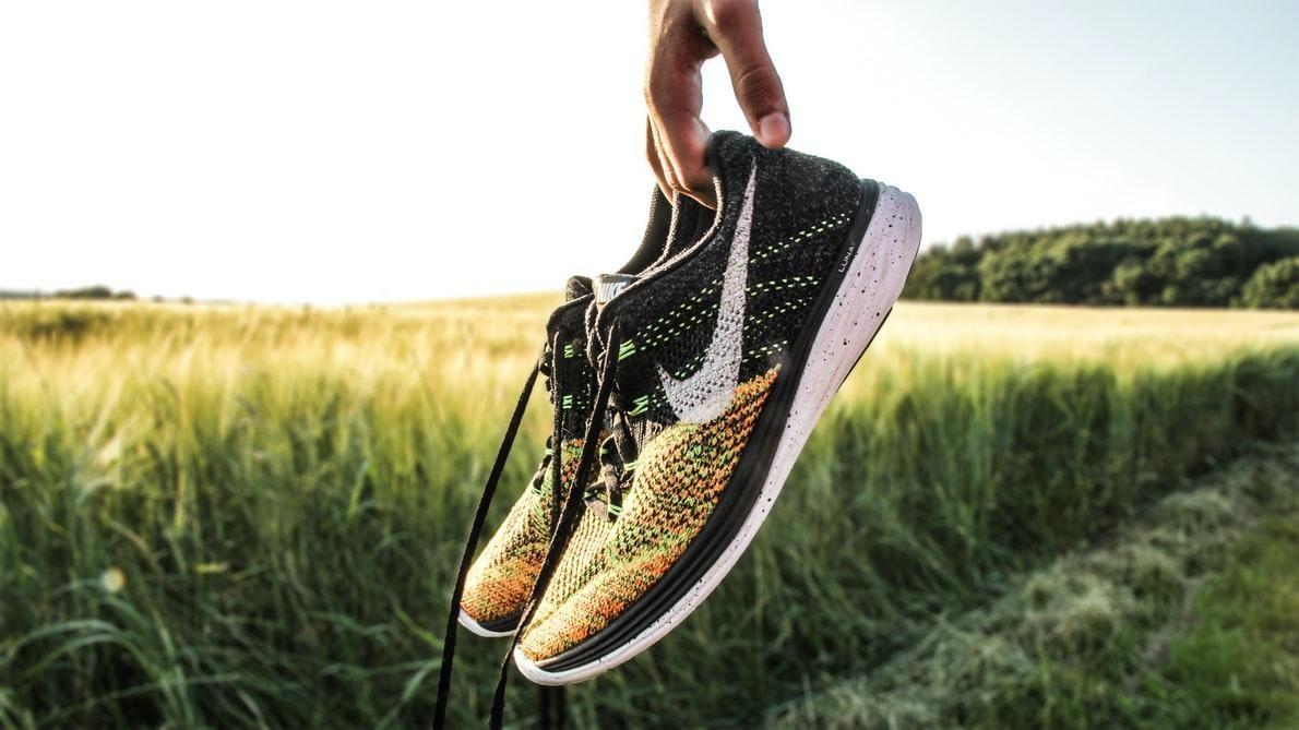Break in Running Shoes
